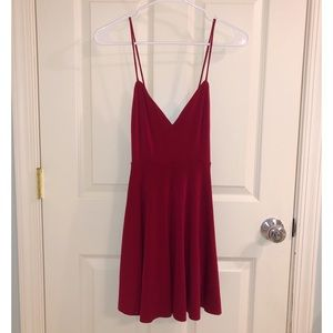 Urban Outfitters Red Dress XS